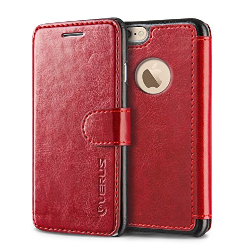VrsDesign VRI6SPLDDRD Layered Dandy iPhone 6/6S Plus Red