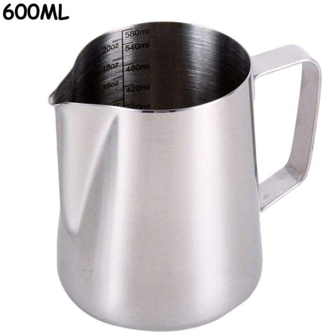 Gravere Taza De Espuma De Leche Barista Art Latte Cappuccino Milk ...