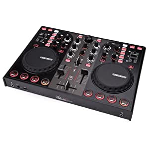 Reloop Mixage Interface Edition DJ Controller w/ Audio Interface