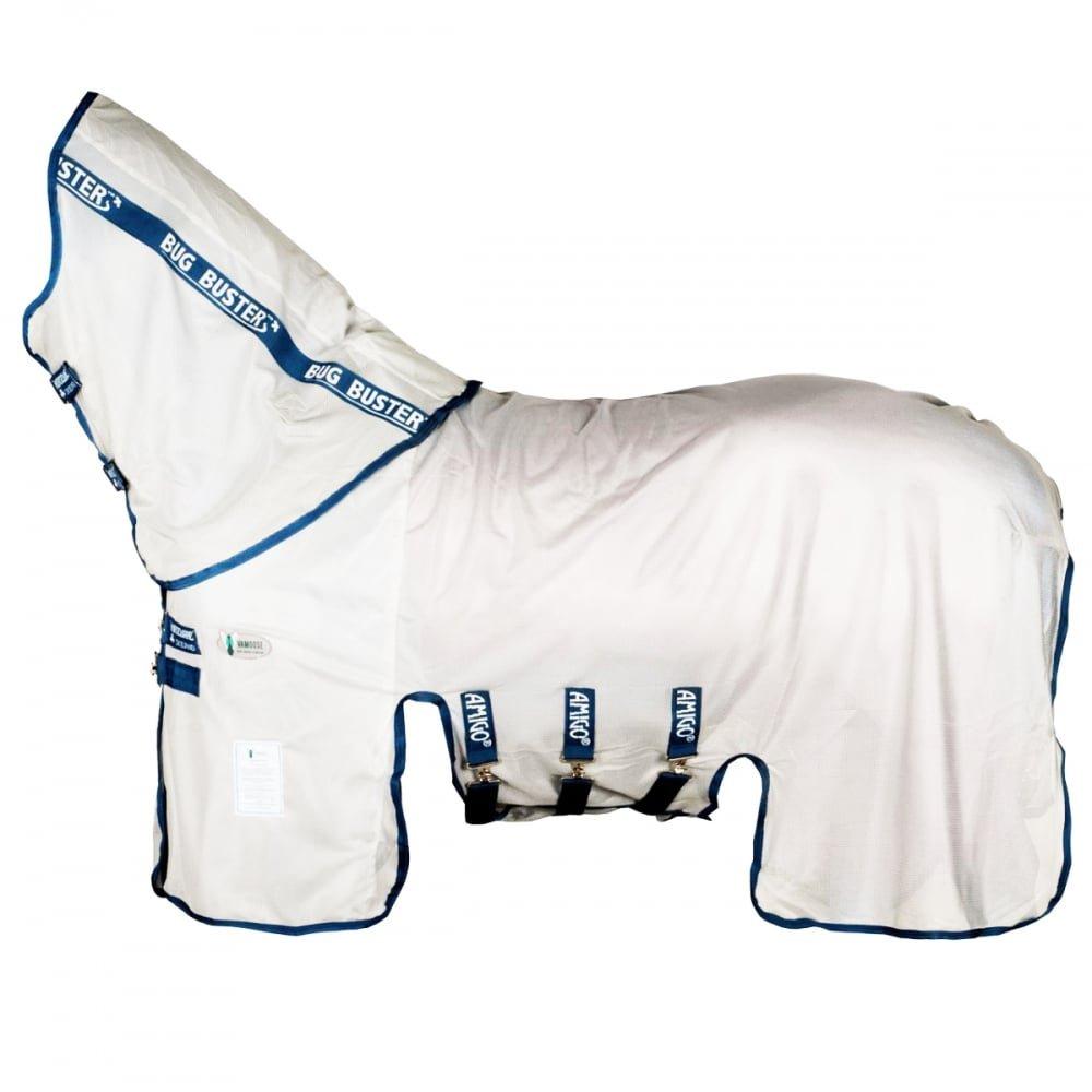 Horseware Amigo Three-In-One Vamoose silver