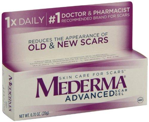 Mederma Advanced Scar Gel 70 Oz 20 Gr B00axej572 Amazon