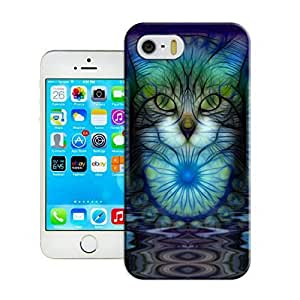 LarryToliver iphone Case - Thin Shell Plastic Case iphone 5C Case - Customizable Cats and tigers