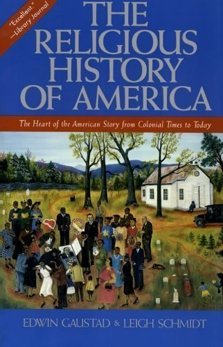 history of religion in american colonies
