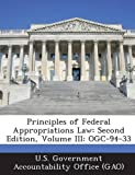 Principles of Federal Appropriations Law, , 1287167020