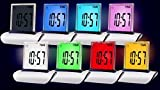 Zorvo Digital Alarm Clock Small Table Desk Clock