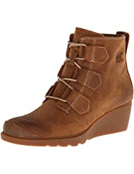 Sorel Womens Toronto Lace Up Boots