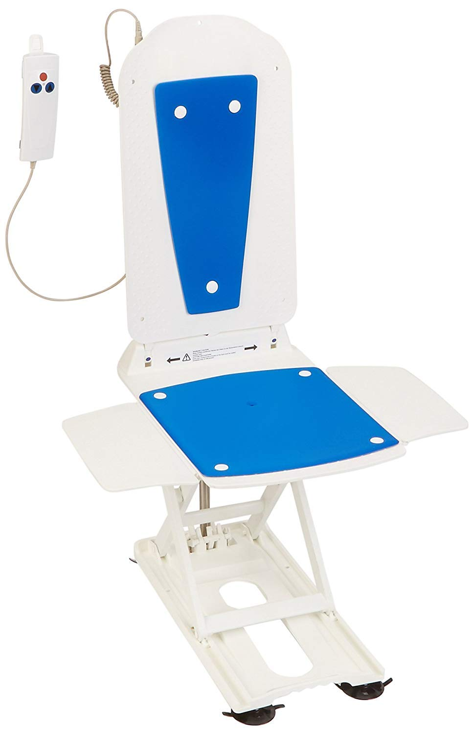 Image of Bathtub Lifts Bathmaster Sonaris2 Bath Lift, Bathroom Seat Lift, Optional Cover, Bath Tub Chair Lift for Elderly, Handicapped, & Disabled, Automatic Bathroom & Shower Chair, Bath Recliner Seat, Elevation Seat