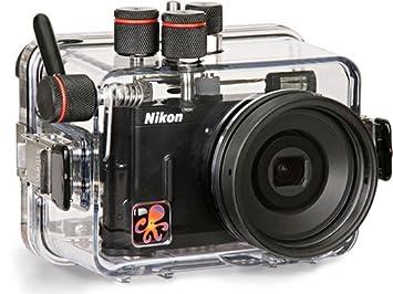 Ikelite 6183.30 Carcasa submarina para cámara, Transparente ...