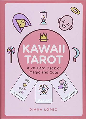 Kawaii Tarot: A 78-Card Deck of Magic and Cute -