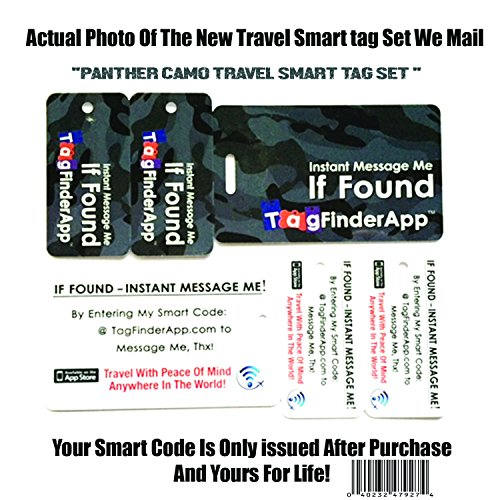 TagFinderApp com New Travel Smart Tags Free worldwide Lost