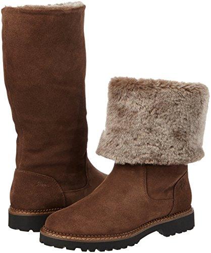 Velma Boots Women's wood Braun Sioux lf 5tUwS6q