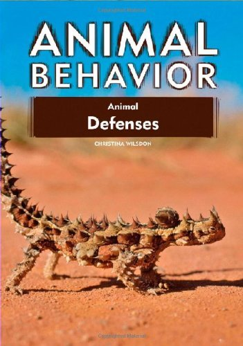 Animal defenses animal behavior kindle edition by christina animal defenses animal behavior by wilsdon christina fandeluxe Images