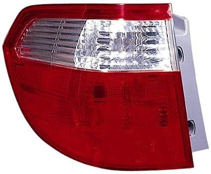 Depo 317-1330L-AF Honda Odyssey Driver Side Replacement Backup Light Assembly NSF Certified