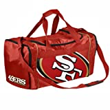 Forever Collectibles NFL San Francisco 49Ers Core Duffle Bag