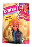Barbie Magic Change Hair (BLONDE) - Double Hair Fun! (1995 Arcotoys, Mattel)
