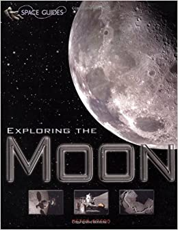 Book Exploring the Moon (Space Guides)