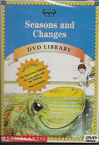 Seasons and Changes: The Mysterious Tadpole, The Caterpillar and the Polliwog, and Time of - 1973 Caterpillar