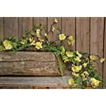 5ft-Clover-Blossom-Twig-Garland-60-inch-Yellow-Floral-Flowers-Easter-Spring-Summer-Decor