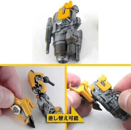 Transformers SCI-FI Revoltech Bumblebee Action Figure