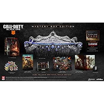 Image of Games Call of Duty: Black Ops 4 Mystery Box (PC CD)
