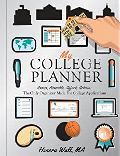 get it together for college a planner to help you get organized and