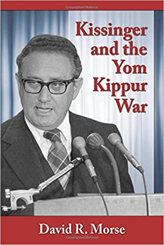 Image result for henry kissinger yom kippur war