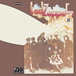 Led Zeppelin II (Super Deluxe Edition Box) (CD & LP)