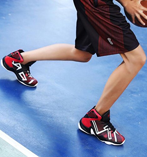 Athletic for Lace Shoes Athletic Shoes Spring HUAN PU Shoes Basketball Men's Comfort C up Fall Zq77OAF