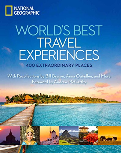 51UVpgiekCL - World's Best Travel Experiences: 400 Extraordinary Places