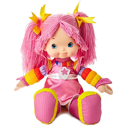 "Rainbow Brite Tickled Pink Doll, 16"" Dolls & Pretend Play Movies & TV"