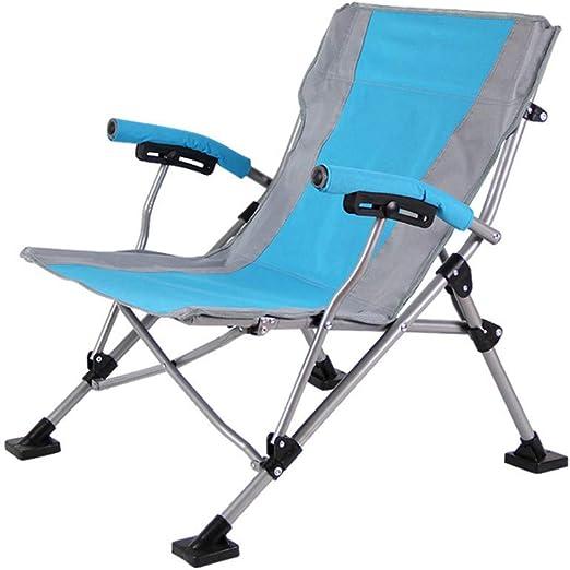 Pesca reclinable Portátil de la gravedad cero del sillón sillones ...