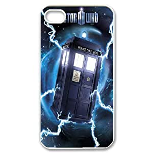 Doctor Who Inspired Tardis iPhone 4s Cover ATR046632