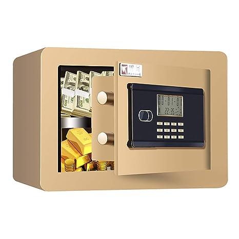 Amazon.com: Caja de seguridad electrónica para depositario ...