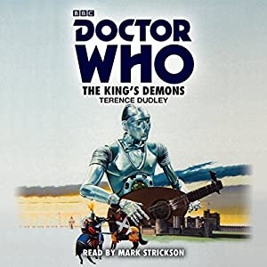 Doctor Who: The King's Demons Radio/TV Program