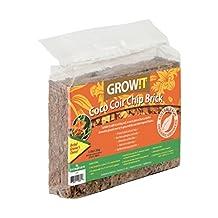 Plant!t JSCCB Coco Coir Chip Brick set of 3
