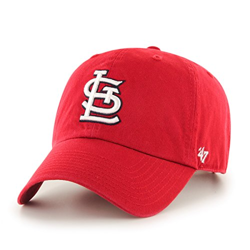 St. Louis Cardinals - Logo Clean Up Adjustable Baseball Cap