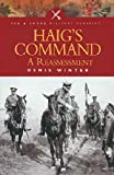 Haig's Command: A Reassessment by Denis Winter front cover