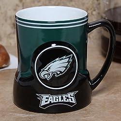 Boelter Brands  Gametime Mug, 18 oz., Philadelphia Eagles