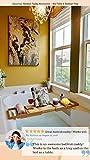 Sugarwood Home Bed Table & Bathtub Tray