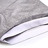 Amazinghirt Customized Shirt for Men 100% Cotton-Elfen Lied Light Grey