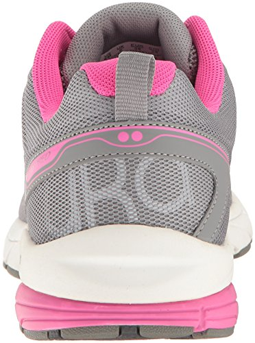 clearance factory outlet finishline cheap price Ryka Women's Kindred Running Shoe Grey/Pink PjzvTa