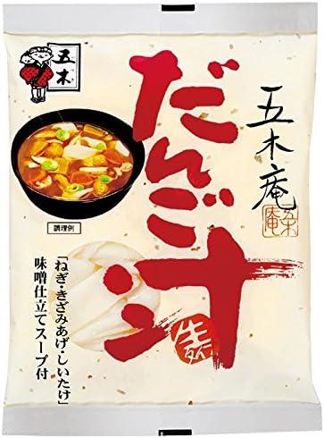 五木食品 五木庵だんご汁(スープ付き) 1箱:20食入り