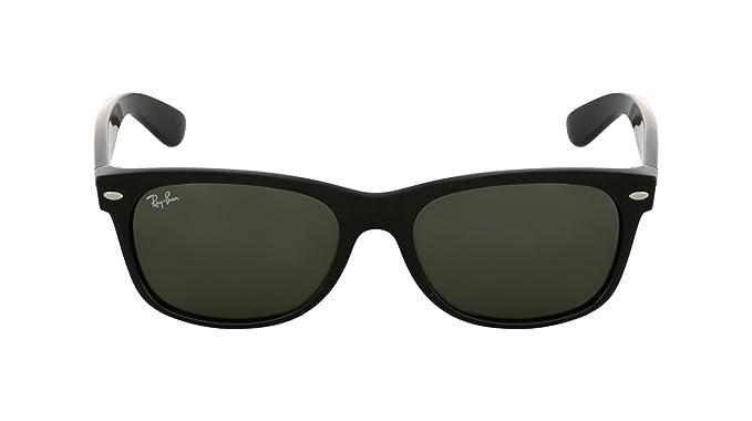 Ray-Ban New Wayfarer - Gafas de sol para hombre, Fuscia Frame/Crystal