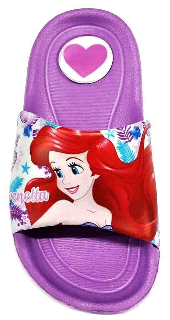 fascione Mare Bimba Art ARNETTA Disney Princess Ciabatte S21412 Ariel