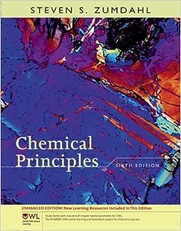 Chemical principles by steven s. Zumdahl (2007, hardcover) | ebay.