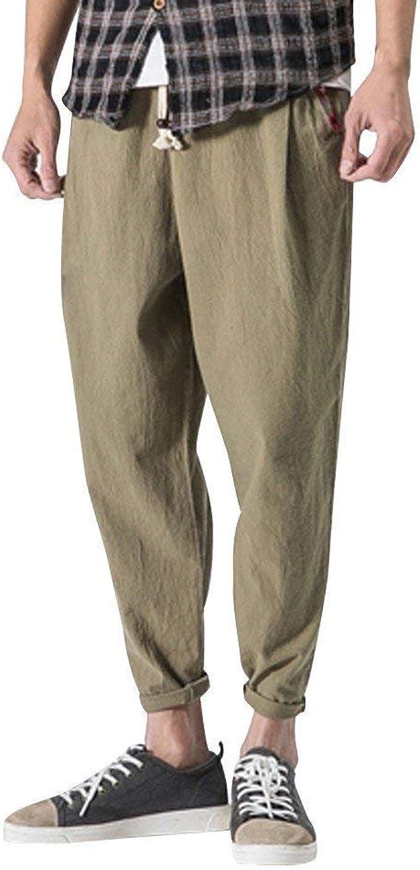 Pantalones De Los Hombres De Boxeo Pantalones Ocio De ...