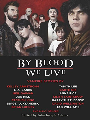 By Blood We Live cover