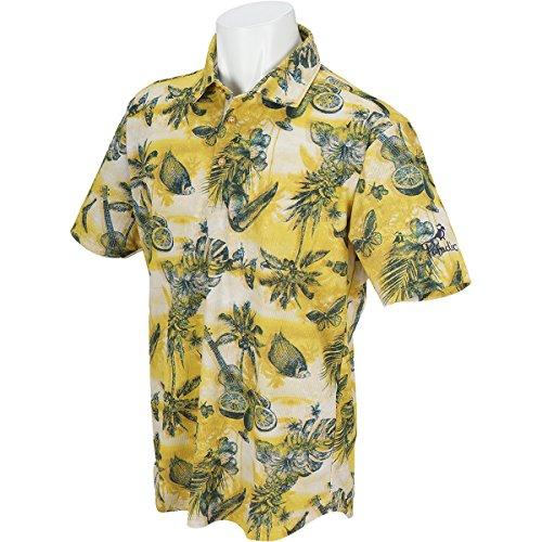 [パラディーゾ]ノアートコラボプリント半袖シャツ メンズ