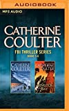 img - for Catherine Coulter - FBI Thriller Series: Books 5-6: Riptide, Hemlock Bay book / textbook / text book