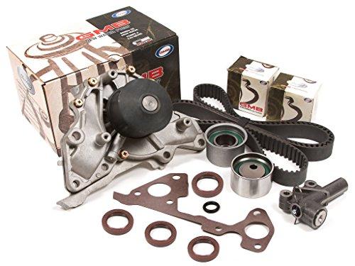 Evergreen TBK323HWP2 Fits 03-06 Kia Sorento 3.5L DOHC G6GU Timing Belt Kit GMB Water Pump ()